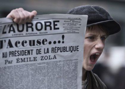 Miniatura per l'articolo intitolato:L'UFFICIALE E LA SPIA di Roman Polanski
