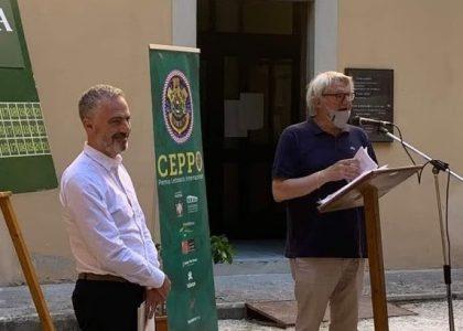 Miniatura per l'articolo intitolato:Motivazione premio Ceppo Poesia